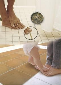 Óvja fürdőszobáját a penész ellen Mapei fugázókkal!